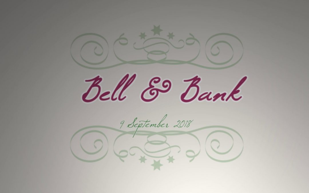 ตัวอย่างผลงาน คุณ Bell & คุณ Bank
